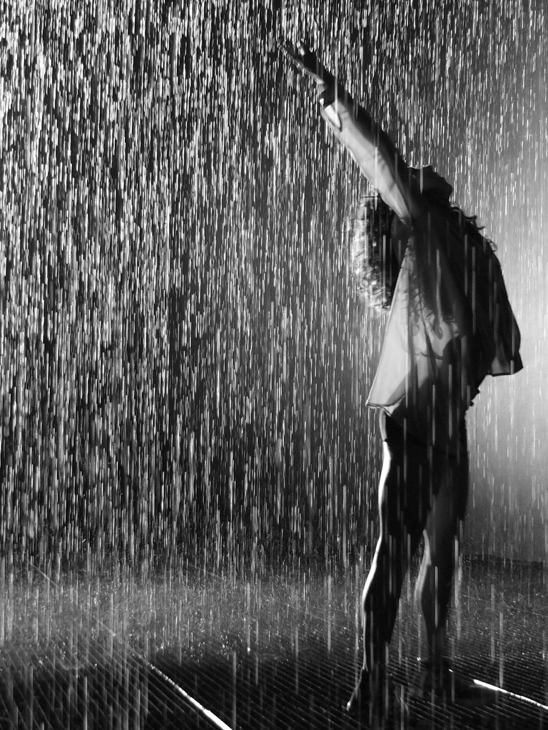 Dancing in the Rain … – Finding Strength. Gaining Courage ...